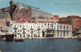 Custom House- Malta - Malte
