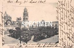 Plaza Veracruz 1909 - Mexique