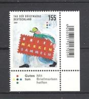 Deutschland / Germany / Allemagne 2019 3491 ** Tag Der Briefmarke (06.09.19) - Ungebraucht