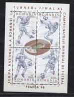 1.- ROMANIA 1998 FIFA WORLD CUP FRANCE 98 - Copa Mundial