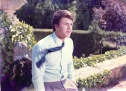 PHOTO DE PRESSE FILM LES ARNAUD 1967 AVEC ADAMO BOURVIL C. DELAROCHE FORMAT 18 X 13 CM - Berühmtheiten