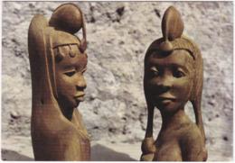 Gf. GUINEE. Sculptures Artisanales. 27 - Guinée