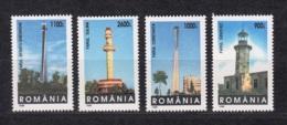 17.- ROMANIA 1998 Lighthouses - Faros
