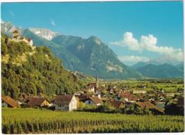 Vaduz, Fürstentum Liechtenstein - Liechtenstein