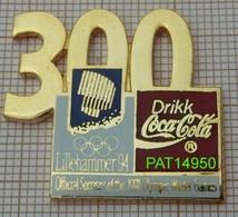 COCA   JO LILLEHAMMER 94 1994 En Version EGF - Jeux Olympiques
