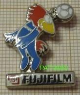 COUPE Du MONDE De FOOTBALL 1998  FRANCE 98  FOOTIX FUJIFILM  Arthus BERTRAND - Football