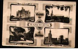 Warkworth Multiviews The Monarch Series By R Johnston Gateshead - Sonstige