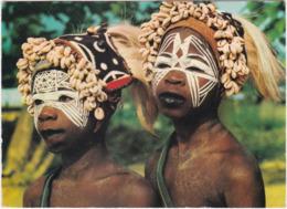 Gf. MAN. Danseuses Acrobatiques Gueré. 6939 - Ivory Coast