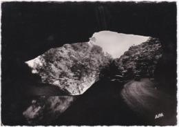 09. Gf. LE MAS D'AZIL. Sortie De La Grotte Côté Mas D'Azil Et Gorges De L'Arize. 809 - Autres Communes