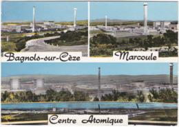30. Gf. MARCOULE. Les Environs De Bagnols-sur-Cèze. Le Centre Atomique. 2900 - Bagnols-sur-Cèze