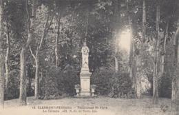Cp , 63 , CLERMONT-MONTFERRAND , Pensionnat St-Alyre, Le Calvaire, N.-D. De Toute Joie - Clermont Ferrand
