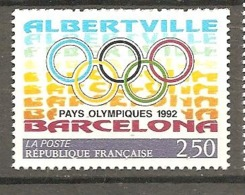 FRANCE 1992 Y T N ° 2759  Neuf** - Frankreich
