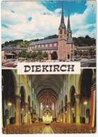 Diekirch - Église Décanale, In- & Exterieur - Diekirch