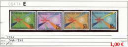 Togo - Republique Togolaise - Michel 346-349 - ** Mnh Neuf Postfris - Malaria - Togo (1960-...)
