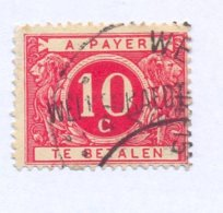 TX13A Met Naamstempel  WELKENRAEDT - Strafportzegels