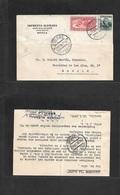 E-Provincias. 1936 (13 Enero) Sevilla Urgente - Madrid (14 Enero) Tarjeta Privada Con Franqueo Especial De Este Servicio - Non Classificati