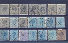Een Restant Puntstempels - Postmark Collection