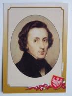 Chopin / Polish Postcard - Cantanti E Musicisti