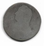 Demi écu D'argent De Louis XV - 987-1789 Royal