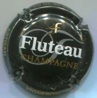CAPSULE-CHAMPAGNE FLUTEAU N°08 Fond Noir - Other