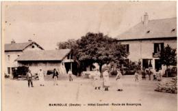 Mamirolle (Doubs) - Hôtel Couchol - Route De Besançon - Autres Communes
