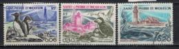 SAINT PIERRE ET MIQUELON            N°     YVERT       445/447  OBLITERE       ( Ob  5/32 ) - Used Stamps