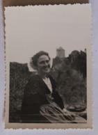 Photo Originale Bretonne Coiffe Sarzeau 23 Août 1948 Morbihan 56 - Anonymous Persons