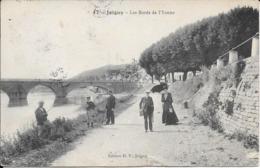 Les Bords De L'Yonne. (Voir Commentaires) - Joigny