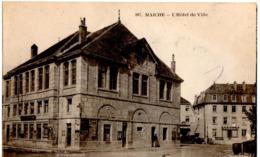 Maîche - N°107 - L'Hôtel De Ville - Autres Communes