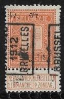 Brussel 1912 Nr. 1986A - Precancels