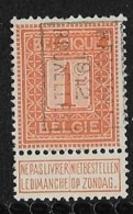 Brussel 1912 Nr. 1986B - Precancels