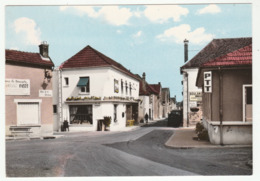 AMBONNAY  (Marne) - Place De La Fontaine - Poste, PTT - Format CPM - Dentelée - Verso Scanné - - Autres Communes