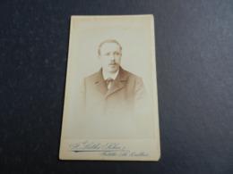 7ogg) ANTICA FOTOGRAFIA PHOTO FOTOGRAFO LUTHI SOHN FELDLE St GALLEN - Antiche (ante 1900)