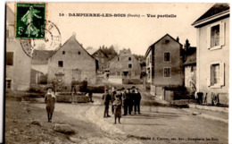 Dampierre Les Bois - Vue Partielle - Autres Communes
