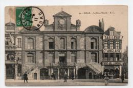 - CPA LILLE (59) - Le Grand'Garde 1911 (avec Personnages) - Edition E. C. N° 32 - - Lille