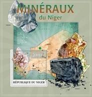 Niger 2013. [nig13316] Minerals  (s\s+bl) - Minerals