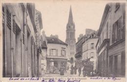 ARGENTEUIL - Rue De La Chaussée - Charcuterie - Attelage - Animé - Argenteuil