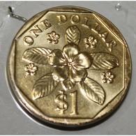 SINGAPOUR - KM 103 - 1 DOLLAR 2002 - FDC - Singapour