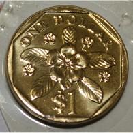 SINGAPOUR - KM 103 - 1 DOLLAR 2003 - FDC - Singapour