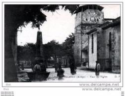 09.ariège .  Lavelanet . Place De L ' église . - Lavelanet