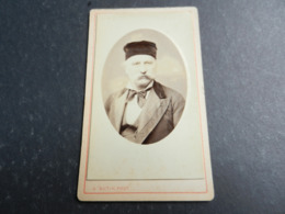 7ogg) ANTICA FOTOGRAFIA PHOTO FOTOGRAFO AUGUSTE BUTIN PARIS FAUBURG St ANTOINE 2 - Antiche (ante 1900)
