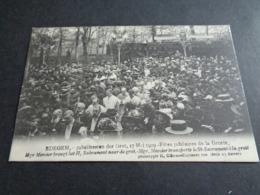 Belgique  België  ( 480 )   Edegem  :  Jubelfeesten Der Grot  1909 - Edegem