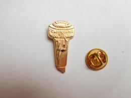 Superbe Pin's En Zamac , Twirling Club De L'Ile De France , Gournay Sur Marne - Other
