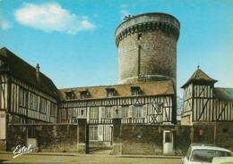 27 Vernon La Tour Des Archives (2 Scans) - Vernon