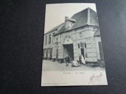Belgique  België  ( 490 )   Furnes  Veurne  :   Viel Hôtel - Veurne
