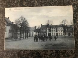Wervik - Wervicq - Place Steenacker - Gelopen - Ste An Belge De Pholotypie - Wervik