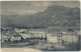 69-909 Helvetia Schweiz Suisse Switzerland Lugano - Sin Clasificación