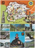 Gf. VALLS D'ANDORRA. 2 Cartes N° 197 & 203 - Andorre