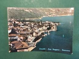 Cartolina Cannobio - Lago Maggiore - Panorama - 1960 - Novara