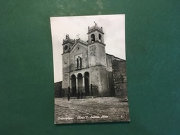 Cartolina Castrofilippo - Chiesa S. Antonio Abate - 1963 - Agrigento